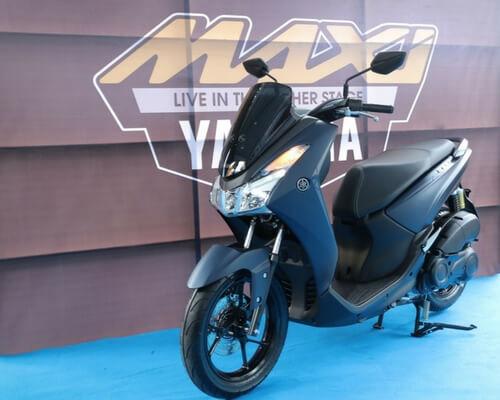 Yamaha Lexi 125 Cocok Banget Buat Modifikasi