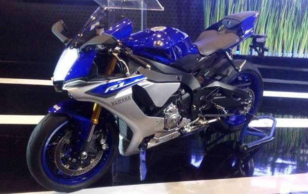 Yamaha All New Yzf R1 Teknologi MotoGP
