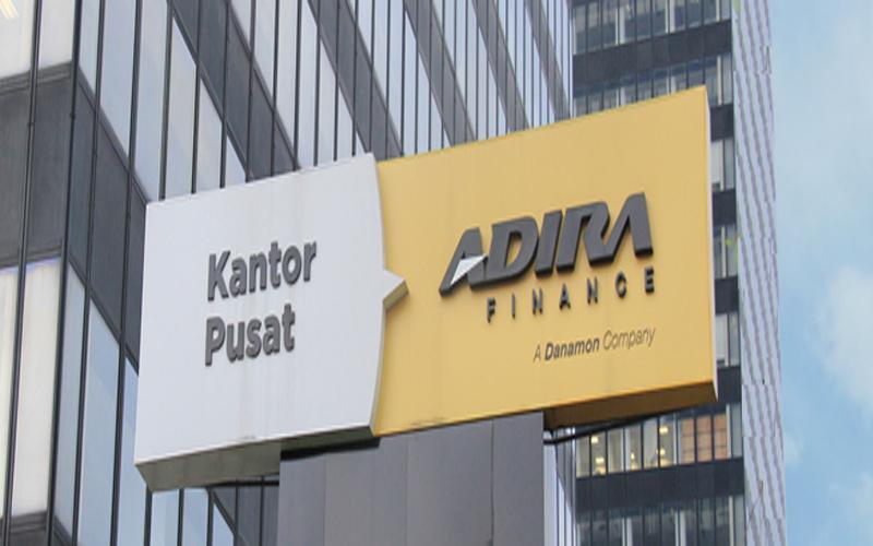 Sekilas Perusahaan Adira Finance