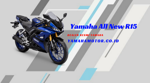 Promo Kredit Motor Yamaha All New R15