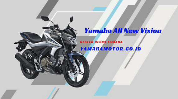 Promo Kredit Motor Yamaha All New Vixion