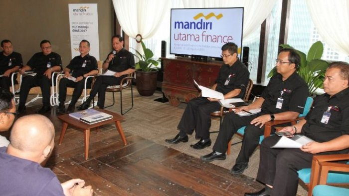 PT Mandiri Utama Finance (MUF)
