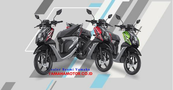 Spesifikasi dan Harga Yamaha Xride 125 Terbaru