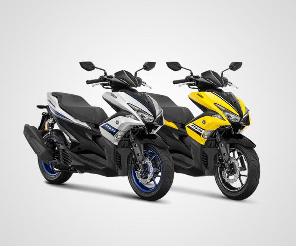 Spesifikasi dan Harga Yamaha Aerox 155 Terbaru