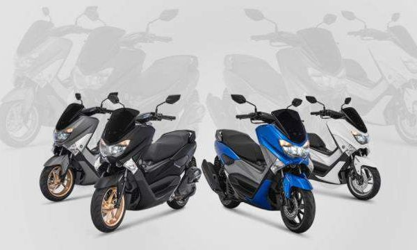 Harga Promo Kredit Motor Yamaha NMAX 2019