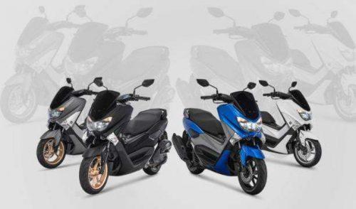 Spesifikasi dan Harga Yamaha Nmax Terbaru