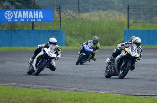 Yamaha Sunday Race 2018, Sentul (Kualifikasi) : R25 Comm B Beginner Pertajam Hingga 3,6 Detik