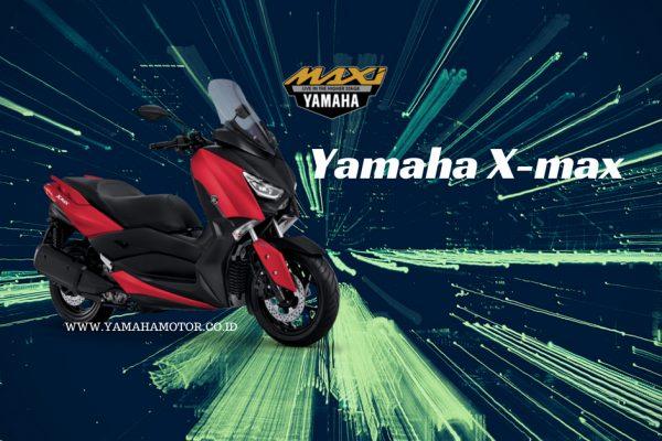 Promo Kredit Motor Yamaha Xmax 2018 Disc 1.5 juta & Gratis 2 Bln Cicilan