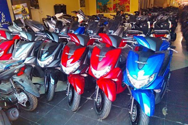 Harga Promo Kredit Motor Yamaha FreeGo DP 800 Ribu & Cicilan Ringan