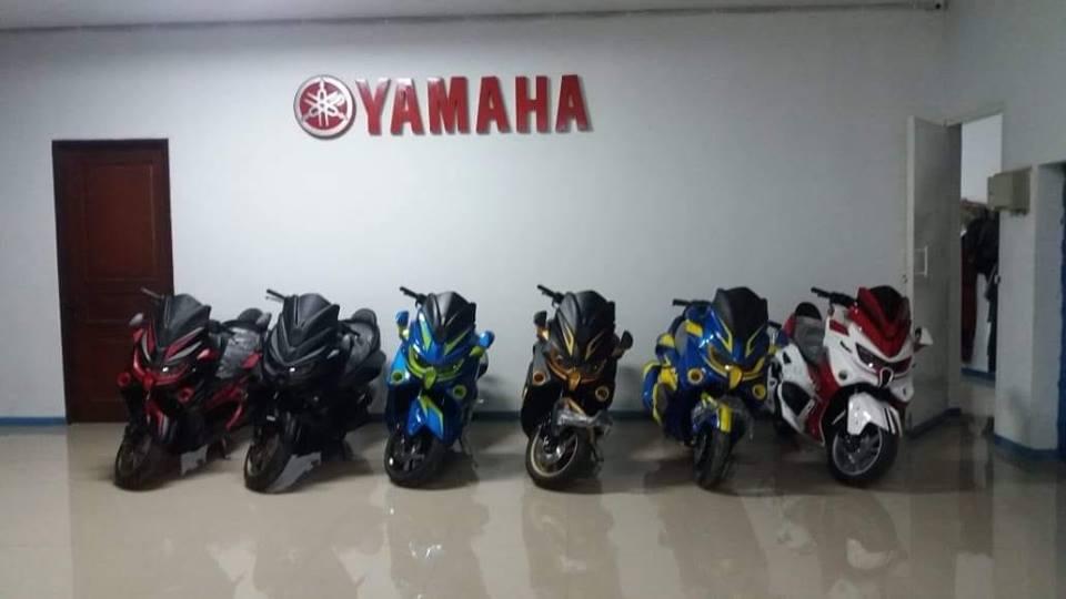 Kredit Motor Yamaha Nmax Predator