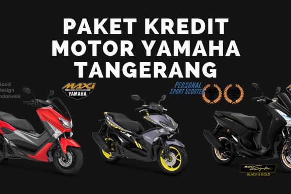 Paket Kredit Motor Yamaha Tangerang