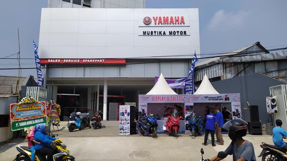 Lowongan Kerja Di Yamaha Mustika Motor Tangerang Selatan