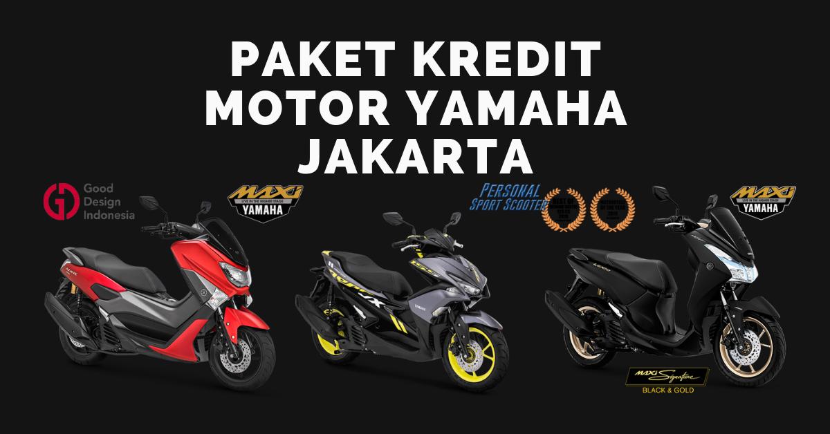 Paket Kredit Motor Yamaha Jakarta