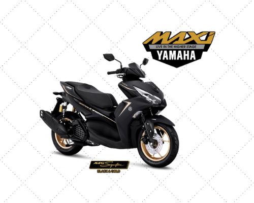 Yamaha New Aerox 155 ABS Connected