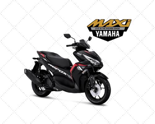 Yamaha New Aerox 155 Standar Connected