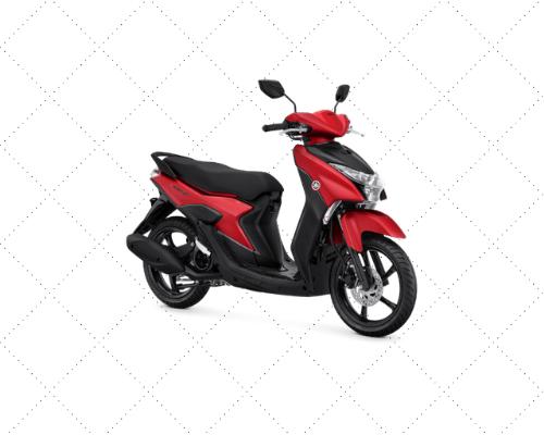 Kredit Motor Yamaha Gear 125 S-Version