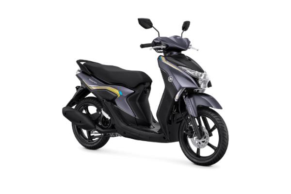 Kredit Motor Yamaha Gear 125 Standar