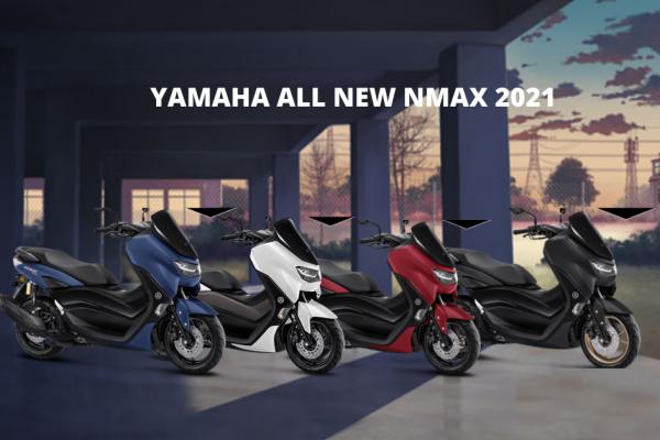 Paket Kredit Murah Yamaha New Nmax 2021 Serang Banten